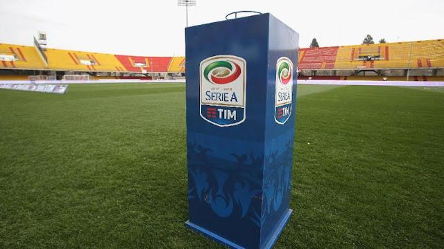 Jadwal Serie A 2018/2019 Dirilis