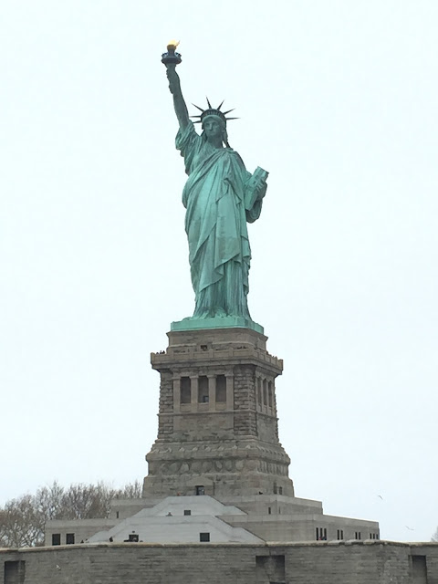 Venture & Roam: Statue of Liberty on Liberty Island, patriotic, Lady Liberty,