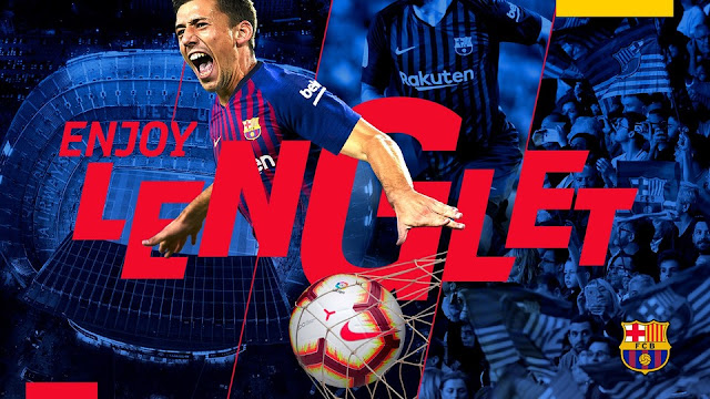 Barcelona sign France defender Clement Lenglet from Sevilla