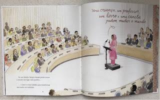 Resultado de imagem para livro o lápis mágico de malala