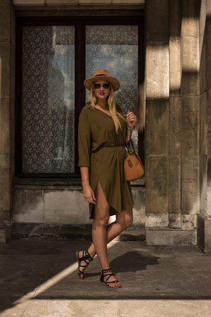 zakupy online. Fashion bloger
