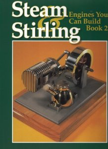 Steam And Stirling Engines You Can Build Book