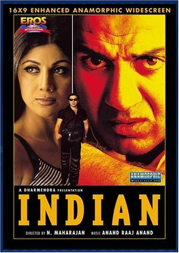 Poster of Indian 2001 720p Hindi HDRip Full Movie Download