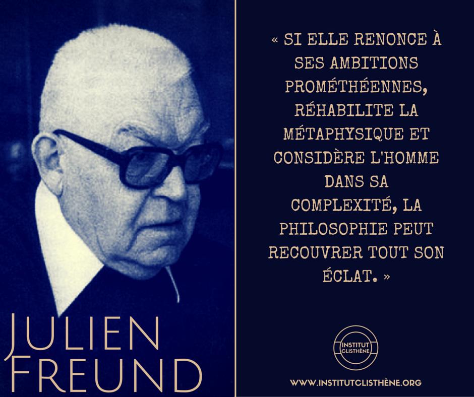 Julien Freund