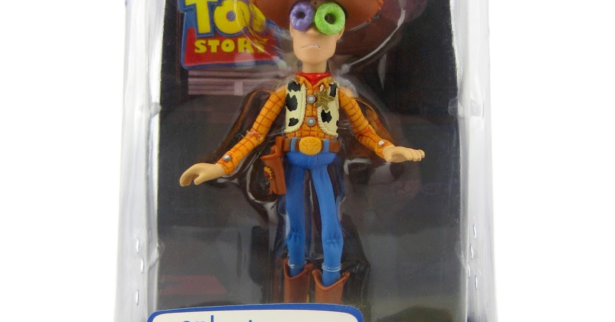 Dan The Pixar Fan Toy Story Cereal Dunk Woody Movie