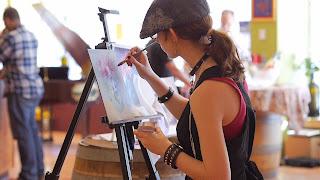 Curso de Dibujo y Pintura de Nueva Acrópolis Santa Ana
