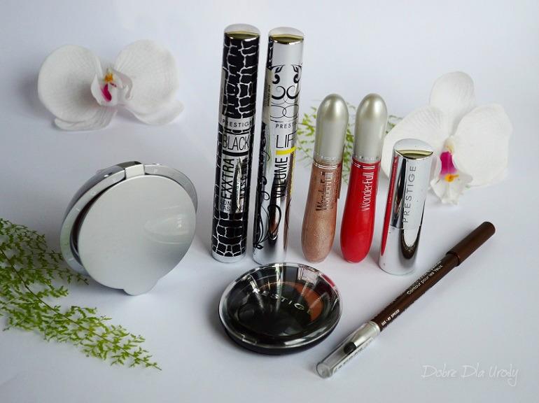 Prestige Cosmetics - kolorowe kosmetyki prosto z Ameryki!