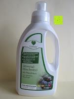 Erfahrungsbericht: GrüNatur Gesundheitsapotheke - Universal-Waschmittel Waschnuss flüssig