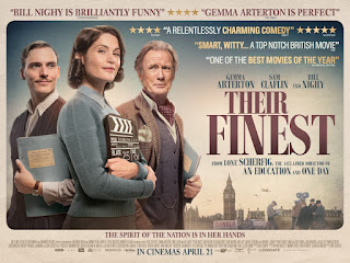 Their Finest Banner Poster