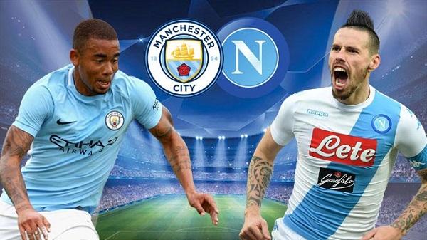 Man City vs Napoli