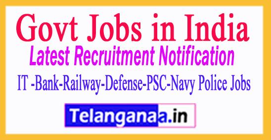 NMPT New Mangalore Port Trust  Recruitment Notification 2017