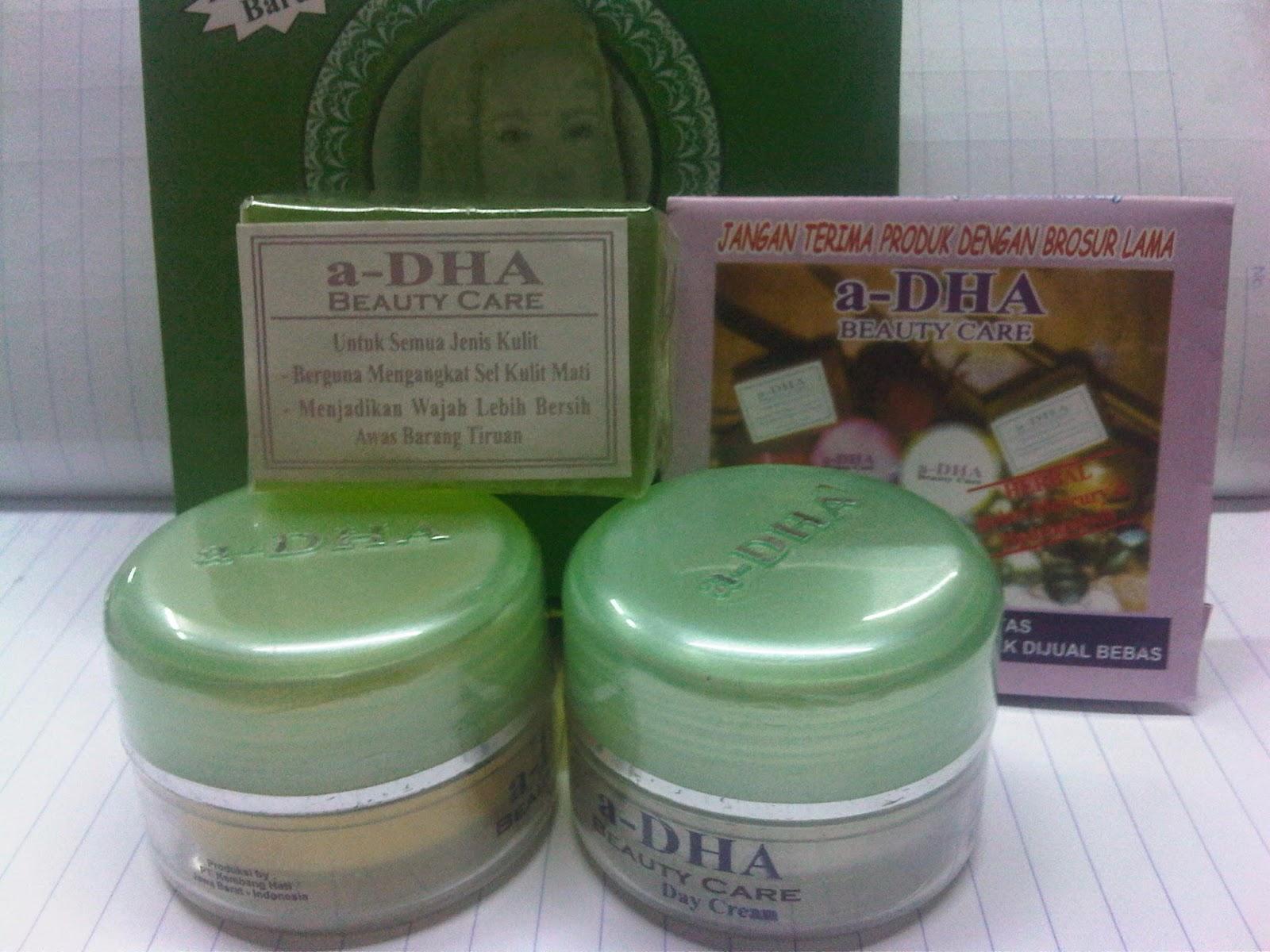 NEW Cream A-Dha Classic BPOM