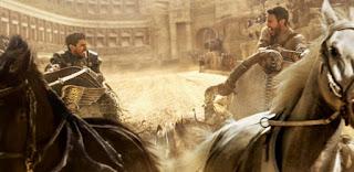 """Cena do filme """"Ben Hur"""""""