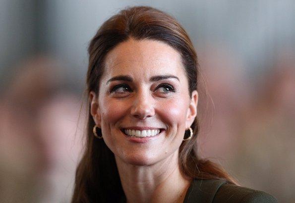 Prince William, Kate Middleton, Prince George, Princess Charlotte and Prince Louis. Catherine Elizabeth Middleton