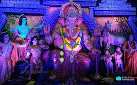 Kharagpur Ganesh Puja 2018