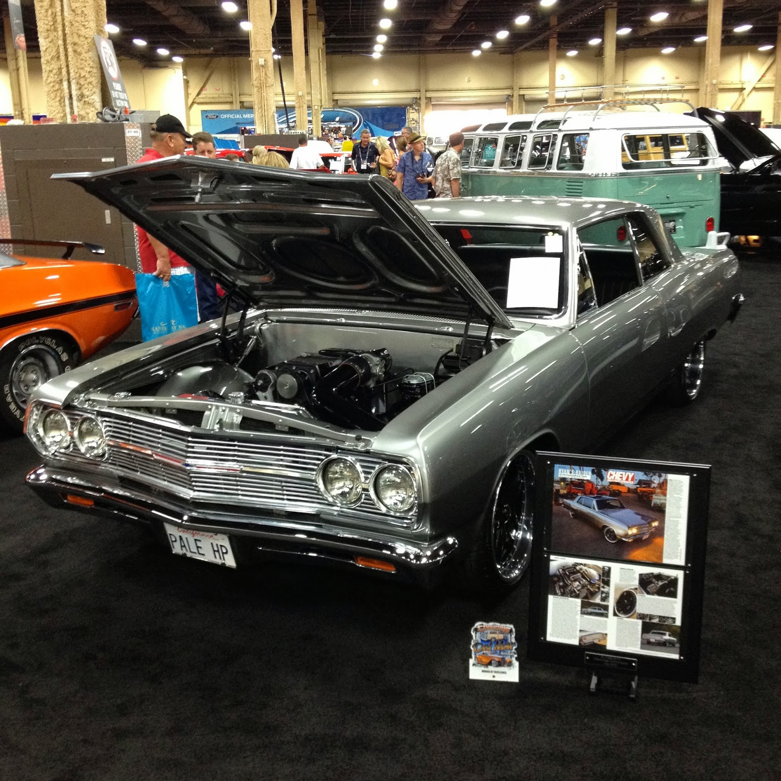 Covering Classic Cars : Up For Sale At Barrett-Jackson Las