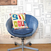 http://www.pillarboxblue.com/ikea-hack-denim-chair-upcycle/