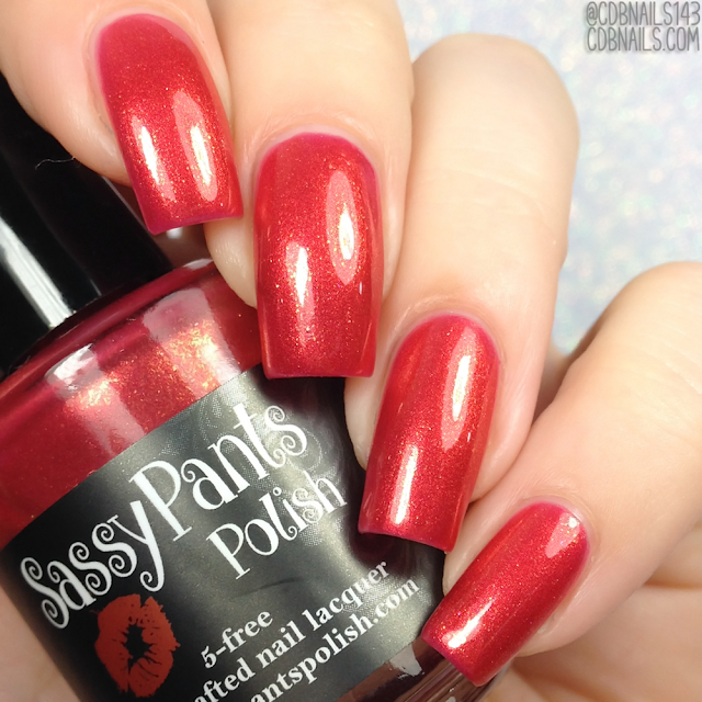 Sassy Pants Polish-Autumn Sunset