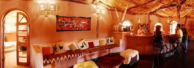 Hotel Tulor em San Pedro de Atacama