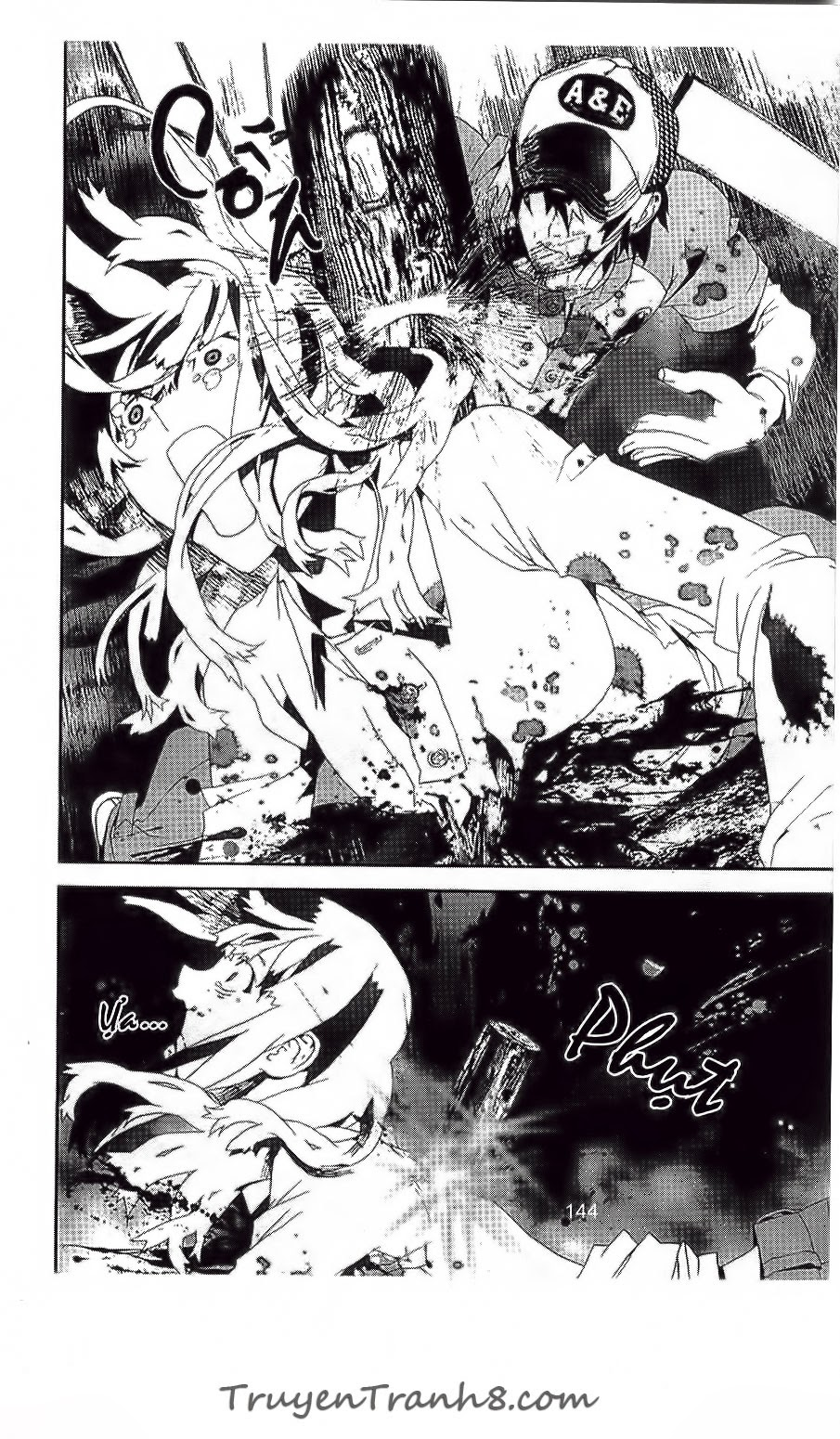 Shiki chapter 37 trang 47