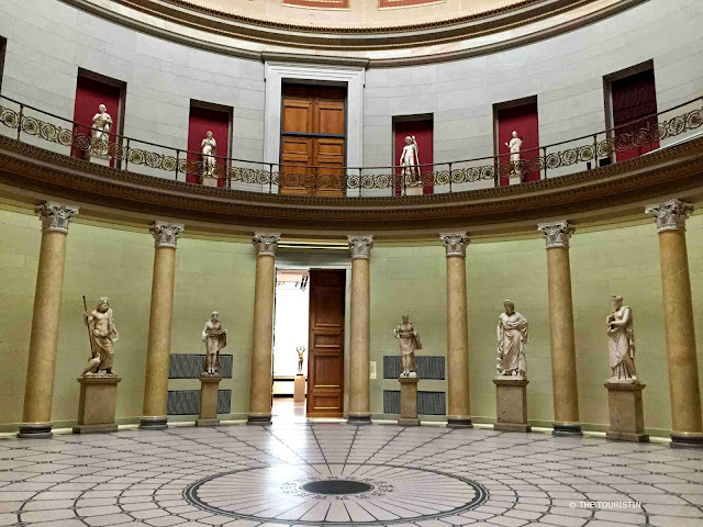 Travel Germany: 10 facts about Altes Museum in Berlin