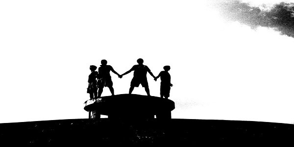 Biz Dört Arkadaşız