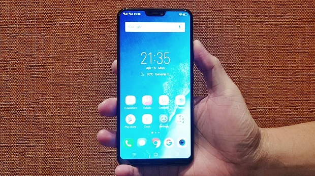 Vivo V9 First Impressions, Hands On