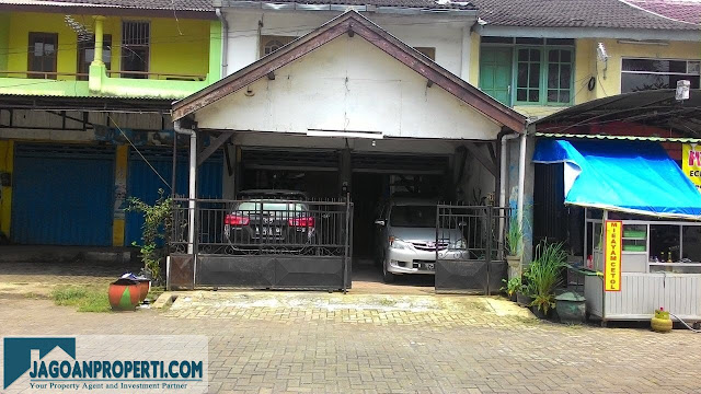Ruko dijual di Malang