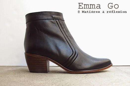 Boots retro Emma Go eaglewood