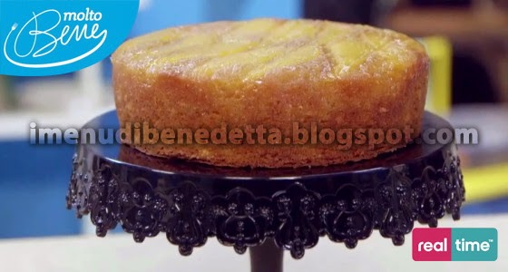 Torta Di Mango La Ricetta Di Benedetta Parodi