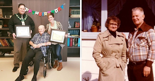 108χρονος μας αποκαλύπτει την συνταγή της μακροζωίας