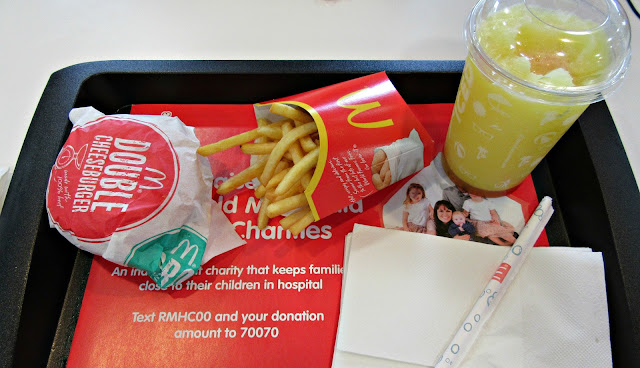 Your New McDonald's, making my own mcdonald's burger