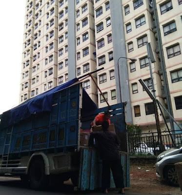 Angkutan Truk Pindahan Jakarta Surabaya