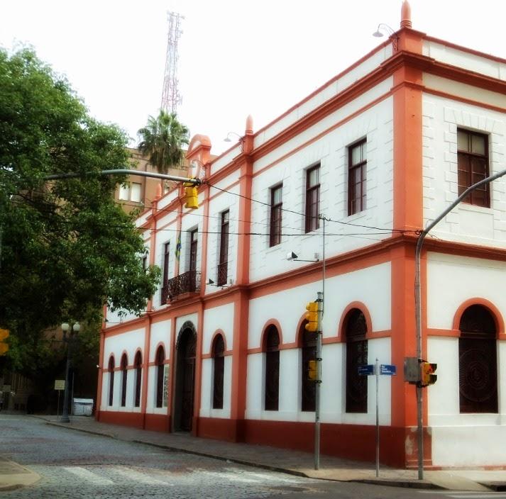 Museu do Comando Militar do Sul, em Porto Alegre