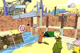 Ed, Edd n Eddy The Mis-Edventures ps2