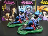 modellini statuina fumetto fumetti statuette sculture fantasy action figure personalizzate orme magiche
