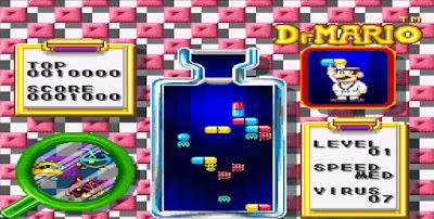 Tetris y el Dr. Mario - Captura 3