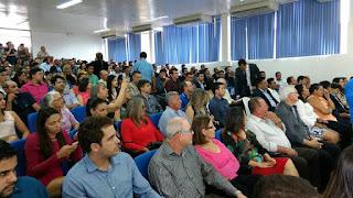 Eleitos na 24ª zona eleitoral são diplomados em Cuité