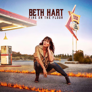 Beth Hart - Fire on the Floor (2016) - Album Download, Itunes Cover, Official Cover, Album CD Cover Art, Tracklist