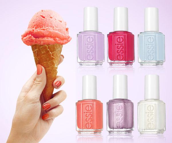 esmaltes de uñas para el verano de Essie