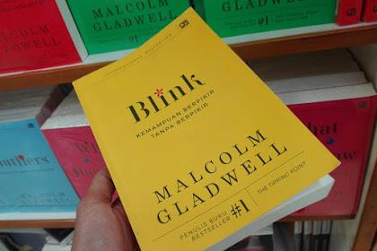 Belajar Realitas Terba(l)ik dari Kisah-kisah Malcolm Gladwell