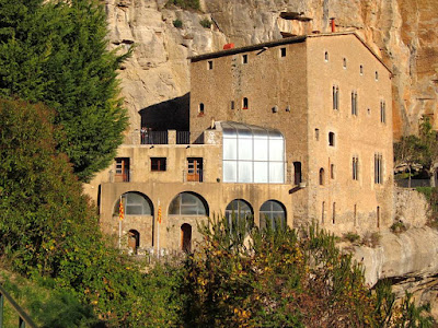 Priory house in Sant Miquel del Fai