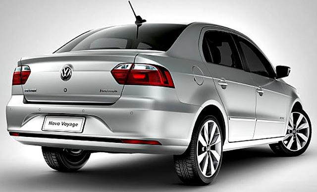 Volkswagen Gol y Volkswagen Voyage 2017