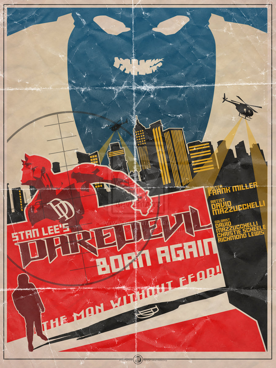 Hitman Movie Poster Vintage Comic & Ga...