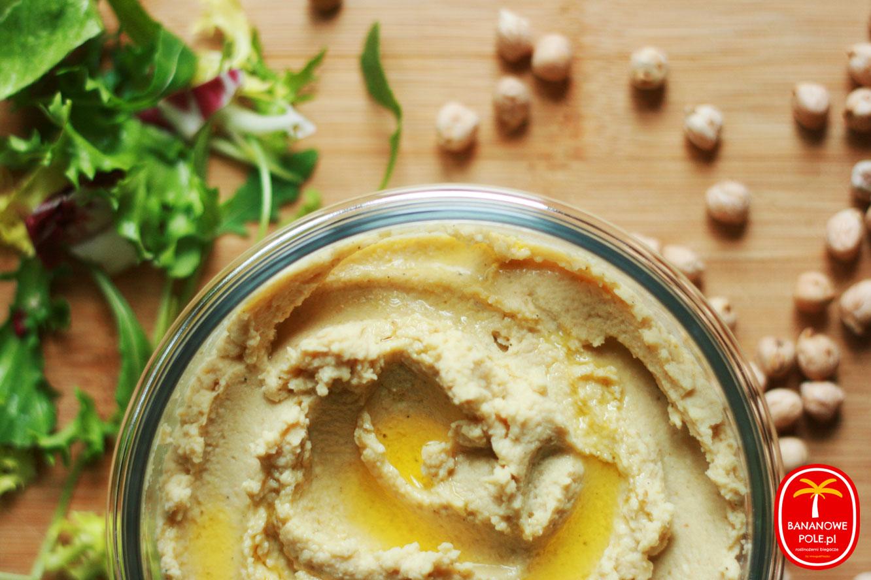 Domowy Hummus