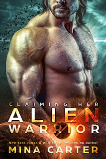 Claiming Her Alien Warrior by Mina Carter