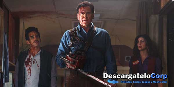 Ash vs Evil Dead Temporada 1 HD Latino