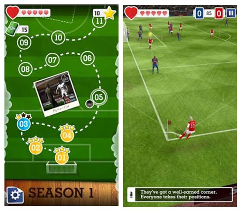 تحميل لعبة سكور هيرو اخر اصدار مهكرة | Score! Hero Apk Mod Unlimited Money