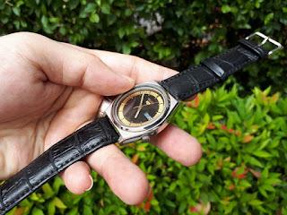 Jam Antik Seiko 5 Cal 7009-3101 Automatic Day Date Men's Watch SK001