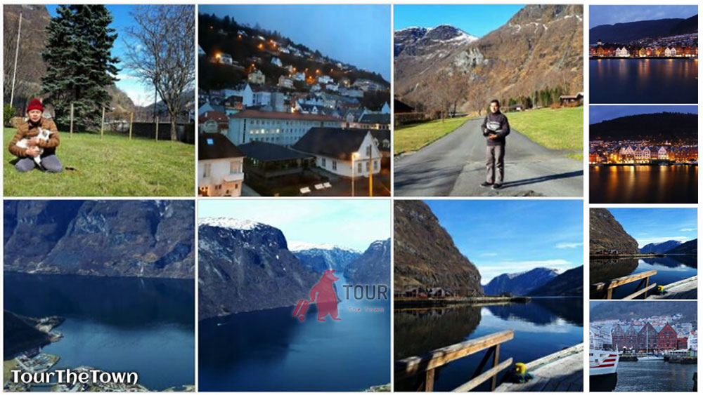 Norway Travel Card Backpacker